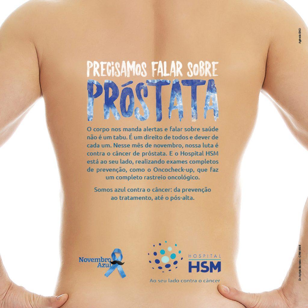 HSM – Próstata